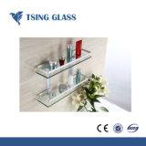 Eckregal-ausgeglichenes Sicherheits-Regal-Glas