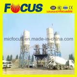 Alimentação de fábrica 35m3/h Tipo de elevação da tremonha concreto Planta de Lote