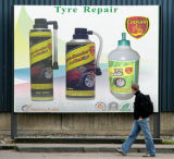 450ml Captain Tire Sealer Inflator