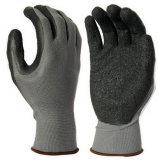 Latex beschichtete Arbeitssicherheits-Handschuhe (GS-014)