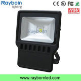 White chaud 24V 50W DEL Flood Spotlight 50 Watt 12V DEL Flood Light
