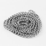 Borsa personalizzata della catena placcata modo dell'acciaio inossidabile del metallo