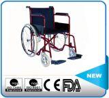Стальная кресло-коляска
