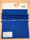 Законченный хлопок ткани/синь поплина волокна полиэфира