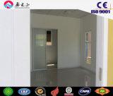 Bureau préfabriqué de structure métallique, salle de séjour (pH-64)