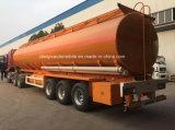 45.000 litros de água peptonada tamponada Tri-Alxe reboque-cisterna Carreta do Tanque de Combustível