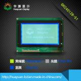 Micro-Manifester le module Ks0107 de l'affichage à cristaux liquides 240X128 avec la surface adjacente de Spi