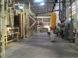 Linha de produção superior quente da madeira compensada do desempenho