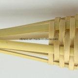 Lampada solare di bambù Handmade della torcia del blocco per grafici di giardino (RS131)