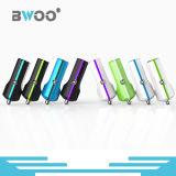 Bwoo bewegliche bunte 1 USB-Auto-Aufladeeinheit für Handy