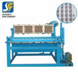 2000PCS por a linha de produção da máquina da fatura de placa da bandeja do ovo da capacidade da hora