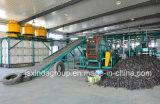 Planta de reciclagem de pneus de sucata Linha de produção de migalhas de borracha