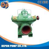 Водяной насос дизельного двигателя с прицепом для противопожарной защиты