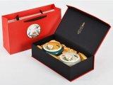 Té personalizado de lujo en el papel del embalaje Caja de regalo