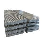 24 Jauge Galvalume ASTM A792 en acier ondulé Feuille de toit