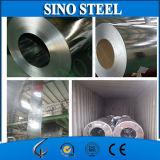 Bobine en acier galvanisée enduite par zinc plongée chaude de SGCC Secc