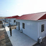 Prefab Steel Structure Fast Construction Living House