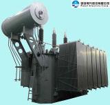 35kV ontlaadt twee-Windt In drie stadia van de klasse 50~1600KVA de kraan-Veranderende In olie ondergedompelde Transformator van de Distributie
