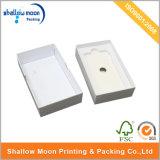 Caixa de embalagem de celular personalizada branca (QYCI1513)
