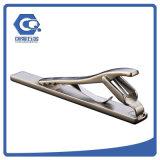 Grampo de laço elegante feito sob encomenda do metal para homens