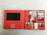 Карточки приглашения экрана LCD автоматические