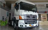 Hino 6X4 높은 갑판 트랙터 트럭 또는 트랙터 헤드