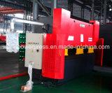 Freno hidráulico automático de la prensa del metal de hoja del mejor precio de 160 toneladas