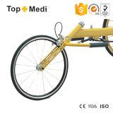Disabled Speed King를 위한 알루미늄 Manual Sport Racing Wheelchair