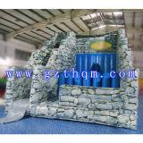 Le plus grand grand gonflable gonflable en PVC gonflable / toboggan gonflable en PVC géant