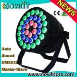 Qr-P3610高い発電LEDの同価の段階のディスコライト