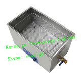 80kHz 30L 600W Stainless Steel Jewelry Electronics Ultrasonic Instrument Cleaner