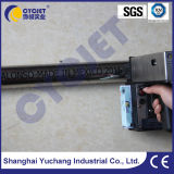 Cycjet Alt360 pequena máquina para tubo de PVC de impressão Flexo Impressora