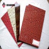 Aspecto de piedra Ideabond ACP Panel Compuesto de Aluminio