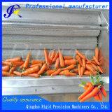 Máquina de casca vegetal das cenouras da arruela