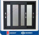 Finestra di scivolamento di alluminio standard moderna (BHA-SW21)