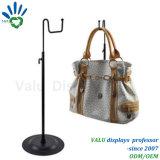 Einzelne Methoden-justierbarer Beutel-Standplatz-Handtaschen-Bildschirmanzeige-Halter