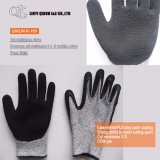 K-159 13 манометры полиэстер / нейлон PU покрытием рабочие перчатки