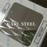 Edelstahl-Farbe Ket007 der Qualitäts-430 ätzte Blatt