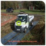 Для тяжелого режима работы UHMWPE стойкость к истиранию черный дорожного покрытия коврик для Европы