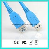 Высокоскоростной кабель a к b USB верхнего качества 3.0