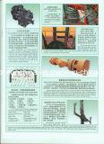 Dieselstocker-Maschine für Stapel-Behälter/Gabelstapler Fd180ak5