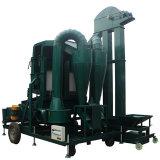 Nettoyeur de graine de grande capacité avec de doubles écrans et cyclones d'air