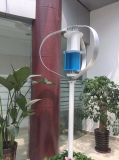 Su uso en casa Híbrida solar y eólica Aerogenerador Molino de viento