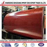 Heißer eingetauchter Galvalume-Stahlring PPGL verwendet auf Hauptdekoration
