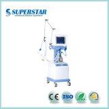 S1100 com equipamento de respiração ICU Medical-Ventilador da ICU