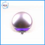 Kosmetischer Flaschen-kosmetischer Glas-Kosmetik-Behälter-loser Puder-Kasten (YELLO-87)