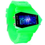 Digital LED impermeable reloj deportivo para los jóvenes