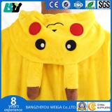 귀여운 만화 동물성 Pikachu 아이들 잠옷