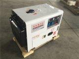 Generador diesel silencioso portable 5kVA para el uso casero