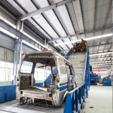 Auto-Zerkleinerungsmaschine-Maschine für Verkauf